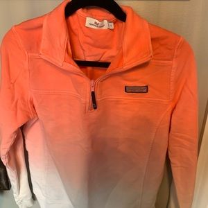 VINEYARD VINES quarter zip sweatshirt